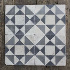 Bert and May reclaimed and custom made tiles.  Lush