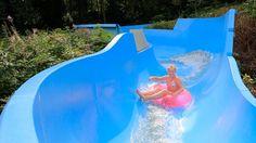 Molecaten Park Kuierpad - Drenthe - Wezuperburg (CC) - meertje met glijbanen - zwembad - veel speeltuinen