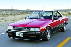 1983 Nissan Skyline 2000 RS-Turbo (R30)