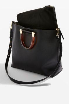 82ea4464107a Sallie Tortoiseshell Handle Shoulder Bag - Bags   Purses - Bags    Accessories