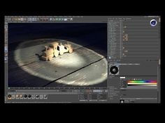 (3) Tip - 158: How to create automatically adjusting light gobos - YouTube
