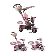 We just bought this for Harper for her birthday. Looks cool!  Smart Trike 3-in-1 Zoo Tricycle - Galah