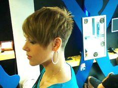 Women with Buzzed Napes | HairTalk®: Hair Talk > Short Hair > new ideas for very short hair ...