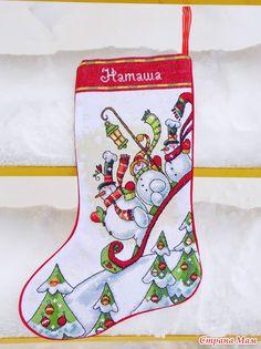 Веселые снеговики - Вышивка - мир удовольствия и гармонии - Страна Мам