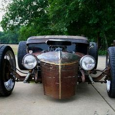 rat rod, i will be making one of these with my hubby one day