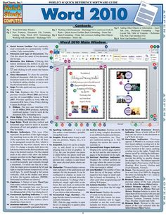 Word 2010 Download this review guide and improve your grades. #education #ebooks…