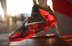 Nike LeBron 11 Ring Night PE
