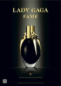 O perfume recém lançado da Lady Gaga!! Polêmica!