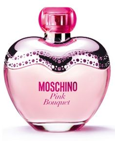 I adore Pink Bouquet by Moschino. It's an Olivier Pescheux masterpiece. The top notes are deliciously fresh and sweet: bergamot, raspberry and pineapple sorbet. Its middle notes are feminine and floral: violet, jasmine, peony and the delicate pink lily of the valley. But what makes it above the average is the base of sensual peach, amber... and gingerbread!!! Delightful.