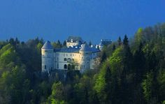 Ringberg Castle Schloss Germany