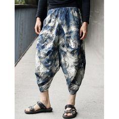 GET $50 NOW   Join Dresslily: Get YOUR $50 NOW!https://m.dresslily.com/elastic-waist-harem-pants-product1903390.html?seid=UU0d3hUIdd941AAl8hlA8pnpQ4