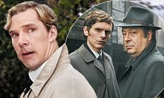Roger Allam is the seasoned old copper who takes Morse under his wing - and gives him his first  ale - in new prequel Endeavour