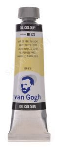 Talens Van Gogh Yağlı Boya 40 ml. 222 Naples Yellow Light