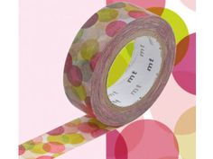 "MT Masking tape ""Spot Wine"""