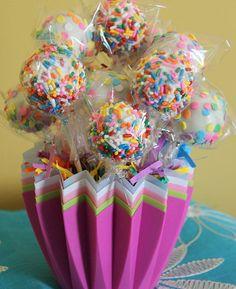 Cake Pop Cups