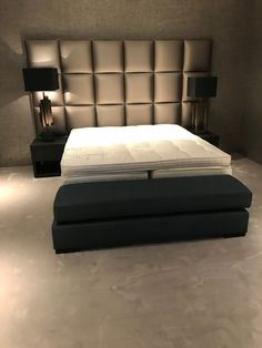 Isnt it amazing, standard is a great one very in the effective design, but new home furnishings looks dashing. Modern Luxury Bedroom, Luxury Bedroom Design, Bedroom Bed Design, Bedroom Furniture Design, Contemporary Bedroom, Luxurious Bedrooms, Home Decor Bedroom, Bedroom Ideas, Master Bedroom