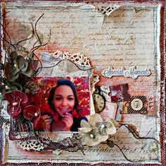 """Special Moments **Swirlydoos Kit """"Salutations""""** - Prima - Stationers Desk Collection"""