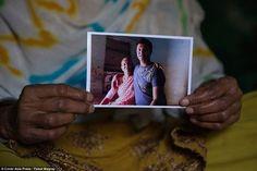 Habla la madre del hombre que se perdió en la India de niño y encontró a su familia con Google Earth