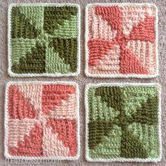 Crocheting in Alabama - mellieblossom.com