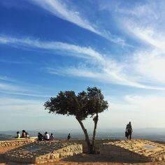 'Hip Hop' Mount Precipice Israel October 2016 #latergram #iphoneonly #instagram