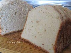 Quick bread with chickpea flour in bakery - Pan sin Gluten Recetas Bread Machine Recipes, Bread Recipes, Cake Recipes, Vegan Gluten Free, Gluten Free Recipes, Food N, Food And Drink, Pan Rapido, Vegan Bread