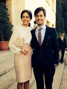 #invitada #boda Helena Mareque