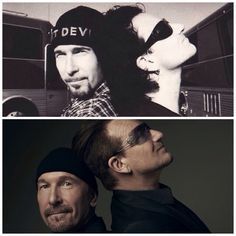 Bono and The Edge: epic bromance