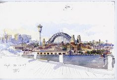 Sydney | after fixing a flat tyre on my bike,I've made a qui… | Flickr