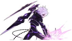 View an image titled 'Diabolic Esper Skill Art' in our Elsword art gallery featuring official character designs, concept art, and promo pictures. Game Character Design, Character Art, Elsword Anime, Add Elsword, Video Game Characters, Fire Emblem, Art Pictures, Character Inspiration, Fantasy Art