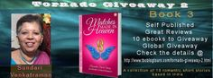 Tornado Giveaway Book #3: MATCHES MADE IN HEAVEN by Sundari Venkatraman | The Diary Of A Rolling Stone