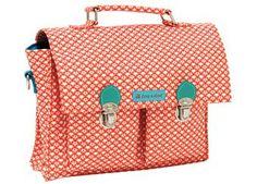 Voor het nieuwe schooljaar - koddig kleurrijk kleuterboekentasje froy & dind | kinderen-shop Kleine Zebra