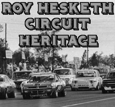 Racing Heritage Motor Sport Memorabilia