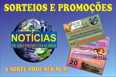 Notícias de São Pedro da Aldeia: SORTEIOS E PROMOÇÕES DO JORNAL NOTÍCIAS DE SÃO PED...