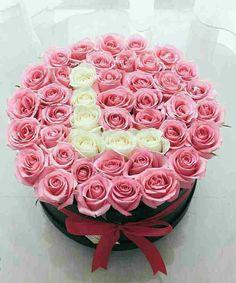 Dawar Siddiqui - - My site Flower Box Gift, Flower Boxes, My Flower, Luxury Flowers, Exotic Flowers, Billion Roses, Rosen Box, Corporate Flowers, Flower Letters