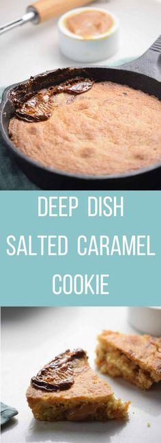 Deep Dish Salted Car