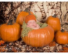 Crochet Autumn Baby Hat with Long Tassel and Pom Pom by martenitza