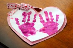 Valentine's Day is fast approaching. I wanted to do a project with my toddler this year that would be fun for us to create together, use her creativity, and be a keepsake for her loved ones t…