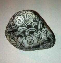 Zentangle made by Mariska den Boer 95