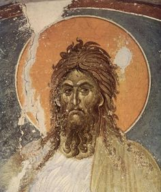 Meister von Gracanica (I) 001 - John the Baptist - Wikimedia Commons