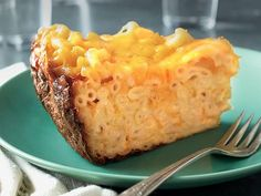 Uncle Jack's Mac-and-Cheese | Classic cafeteria-style goodness, this recipe yields enough to serve as a side for a crowd, or it could be dinner for a family of four. Recipe by Pam Rawlinson, North Augusta, South Carolina.