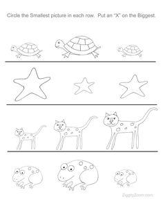 free printable worksheets for preschool | preschool worksheets - photos images - Bloguez.com