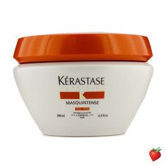 Kerastase Nutritive Masquintense Exceptionally Concentrated Nourishing Treatment (For Dry & Extremely Sensitised Thick Hair) 200ml/6.8oz #Kerastase #HairCare #StrawberryNET #FREEShipping #Hotbuy #Discount