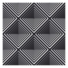 op art image of the day – july Op Art, Illusion Kunst, Illusion Drawings, Motifs Islamiques, Optical Illusion Quilts, Best Optical Illusions, Illusions Mind, Zentangle Patterns, Doodle Patterns