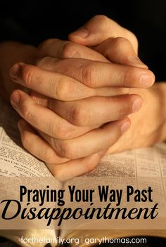 Are you struggling with disappointment In your circumstances or in your marriage? It's difficult to offer thanksgiving when gratitude isn't an emotion we feel, but prayer can carry us beyond disappointment and transform our hearts. Here's how to really experience gratitude...