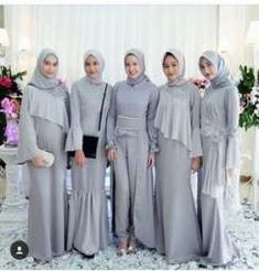 Dress brokat modern pola 62 Trendy ideas – My World Dress Brokat Muslim, Dress Brokat Modern, Kebaya Modern Dress, Kebaya Dress, Dress Pesta, Muslim Dress, Model Kebaya Brokat Modern, Kebaya Hijab, Dress Brukat