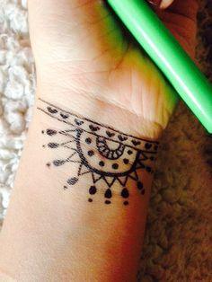 Amazing tribal tattoos.