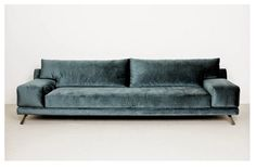 velvet sofa