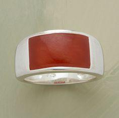 red jade ring (sundance)