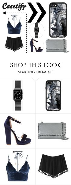 """""""CASETIFY #15"""" by missbijou ❤ liked on Polyvore featuring Casetify and STELLA McCARTNEY"""