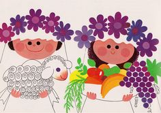 Jewish Days & Holidays by Greer Fay Cashman, illustrated by Alona Frankel, 1979.